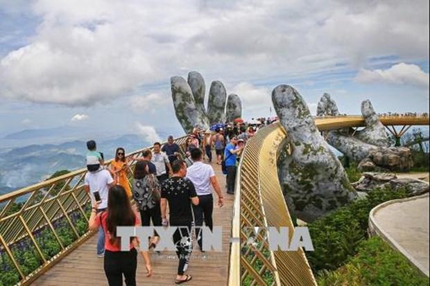 Atrae Da Nang turistas en ocasion del Dia Internacional de la Mujer hinh anh 1