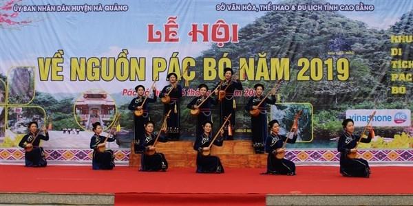Promueve provincia vietnamita tradicion y turismo durante Festival de Pac Bo hinh anh 1