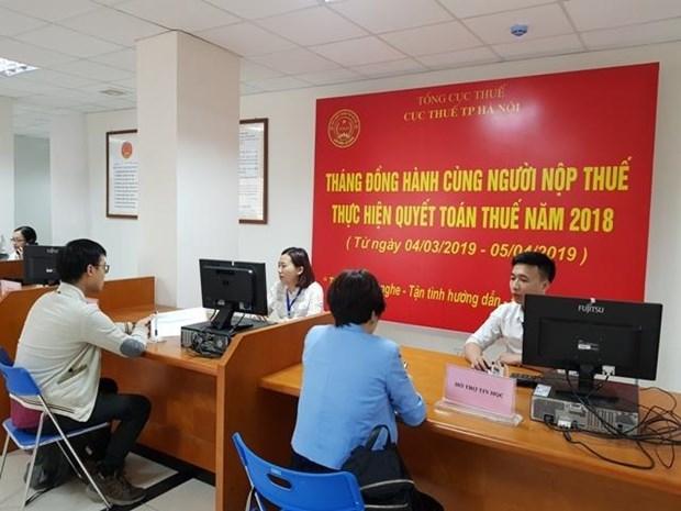 Aumenta recaudacion del presupuesto estatal de Vietnam hinh anh 1