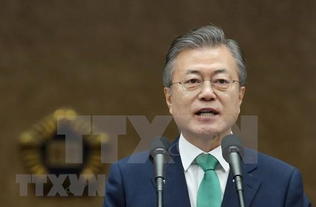 Corea del Sur desea intensificar colaboracion con ASEAN hinh anh 1
