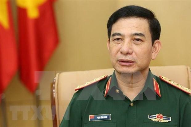 Destaca Vietnam preocupacion ante desafios de seguridad no convencionales hinh anh 1