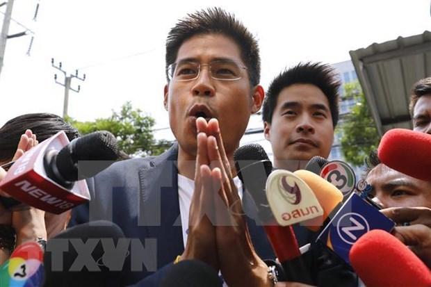 Disolvio tribunal de Tailandia el partido Thai Raska Chart hinh anh 1