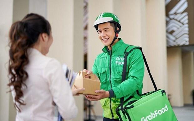 Pronostican en Vietnam auge de servicio de entrega de alimentos en linea hinh anh 1