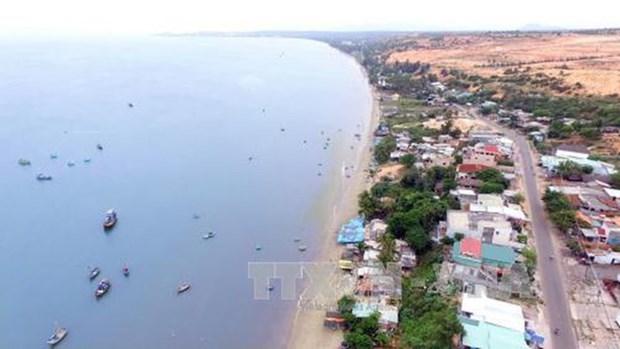 Aspira provincia vietnamita de Binh Thuan recibir mas de seis millones de turistas en 2019 hinh anh 1