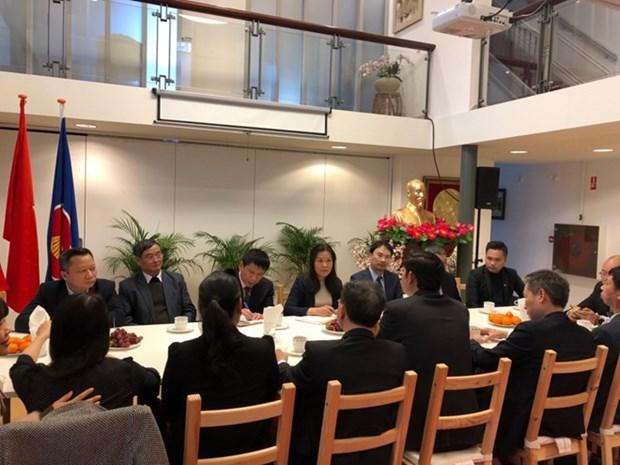 Proyectan Vietnam y Paises Bajos intensificar cooperacion en aviacion hinh anh 1
