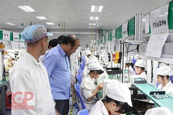 Empresa singapurense aumenta inversiones en provincia vietnamita de Bac Giang hinh anh 1