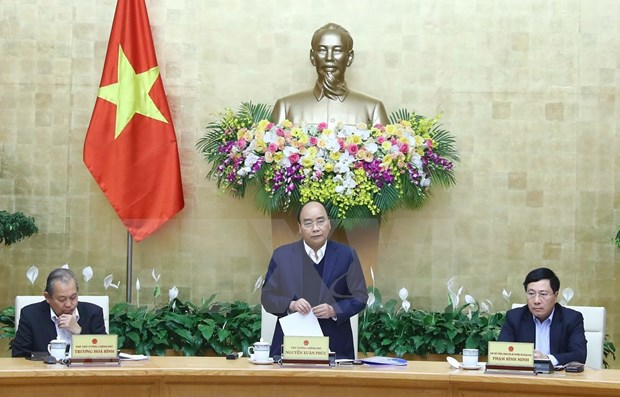 Analiza gabinete de Vietnam importantes proyectos legales hinh anh 1