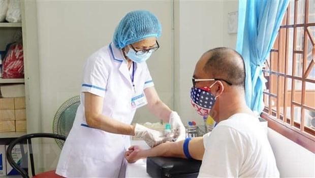 Amplian en Vietnam programas de prevencion contra el SIDA hinh anh 1