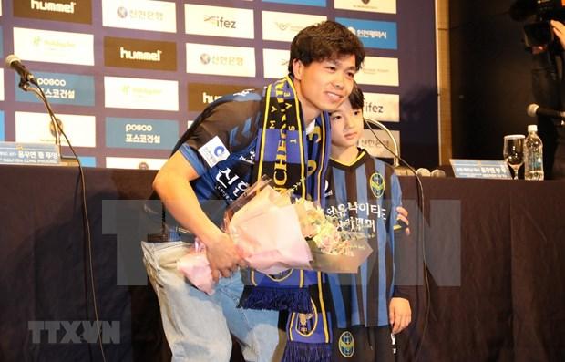 Transmitiran en linea partidos de club surcoreno Incheon United para fanaticos vietnamitas hinh anh 1