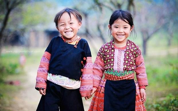 Promueve Vietnam conservacion de la ropa tradicional de las minorias etnicas hinh anh 1
