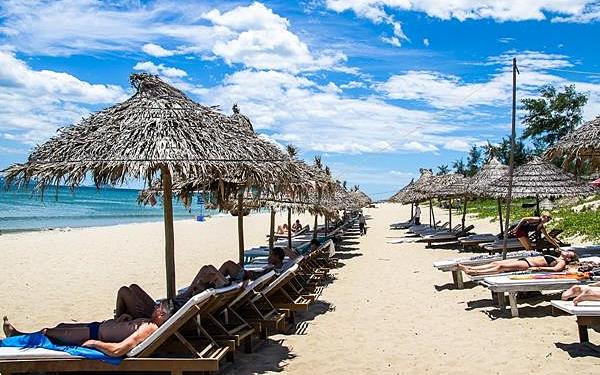Seleccionan la playa vietnamita de An Bang entre las mas hermosas en Asia hinh anh 1