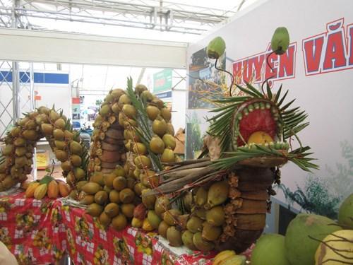 Celebraran V Festival del Coco en la provincia surena vietnamita de Ben Tre hinh anh 1