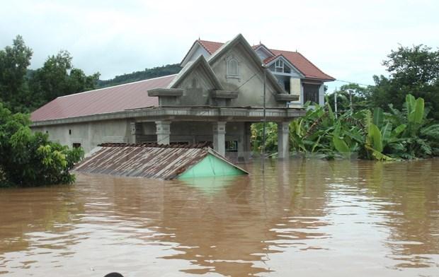 Construiran en Vietnam mas de 430 casas resistentes a tormentas e inundaciones hinh anh 1