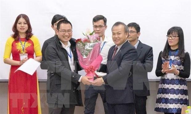 Se fundo otro hogar comun para los vietnamitas residentes en Japon hinh anh 1