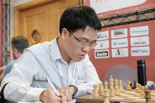 Ocupa ajedrecista vietnamita tercer puesto en torneo internacional de Estados Unidos hinh anh 1