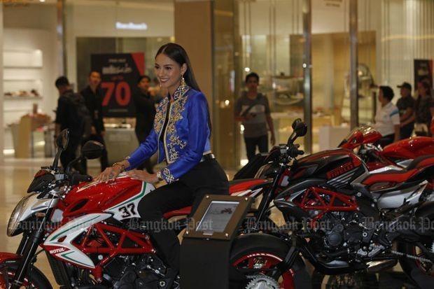 Pronostican descenso de ventas de motocicletas en Tailandia hinh anh 1