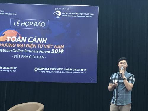 Celebraran en principales ciudades vietnamitas Foro de Comercio Electronico hinh anh 1