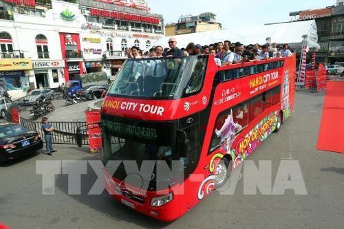 Espera Hanoi recibir a 29 millones de turistas durante este ano hinh anh 1