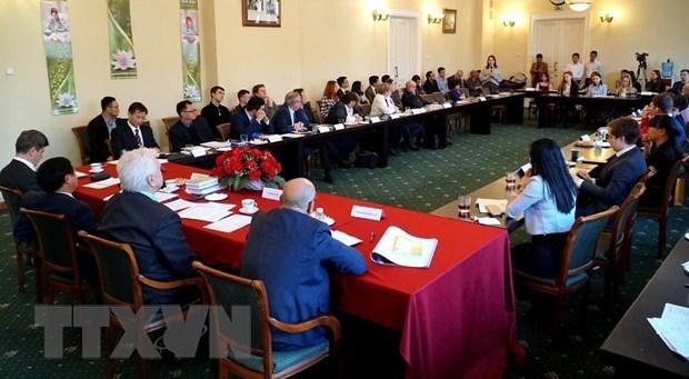Destacan en Rusia importancia de estudios sobre Vietnam hinh anh 1