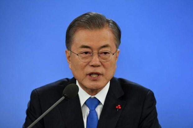 Vista presidente surcoreano a Malasia para promover nexos de cooperacion bilateral hinh anh 1