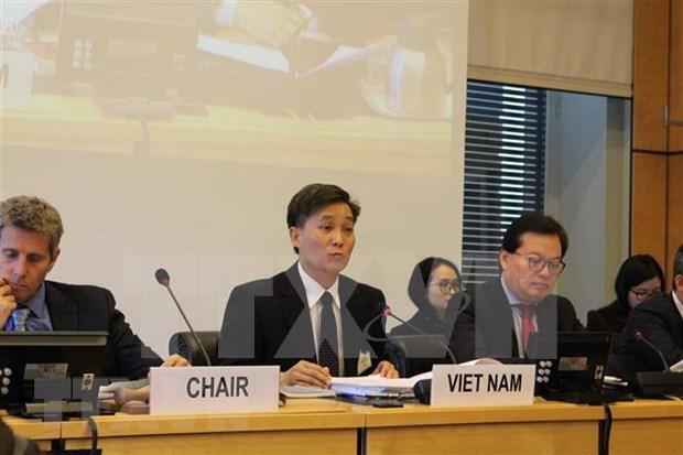 Destacan perfeccionamiento legislativo en Vietnam para garantizar los derechos civiles y politicos hinh anh 1
