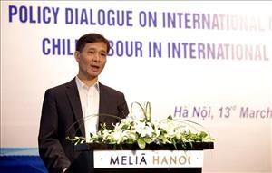 Efectuan en Vietnam evento sobre la lucha contra el trabajo infantil hinh anh 1