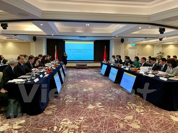 Amplian Vietnam y Singapur la cooperacion en tecnologia innovadora hinh anh 1