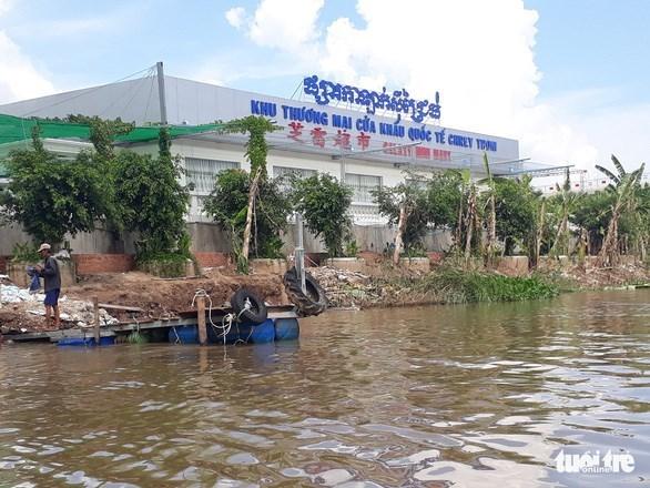 Provincias vietnamita y camboyana modernizaran paso fronterizo para ampliar sus posibilidades hinh anh 1
