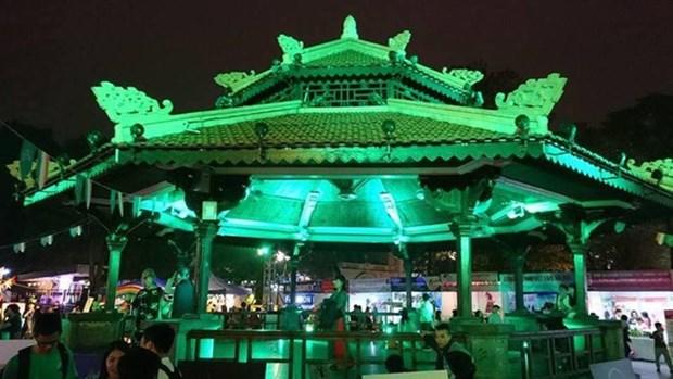 Vietnam iluminara de verde su capital en respuesta a campana ecologista promovida por Irlanda hinh anh 1