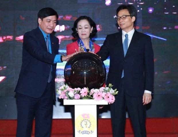 Inauguran sistema de consultas juridicas para trabajadores vietnamitas hinh anh 1