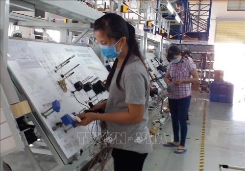 Reconocen en Vietnam a Corea del Sur como primer inversor en Ba Ria-Vung Tau hinh anh 1