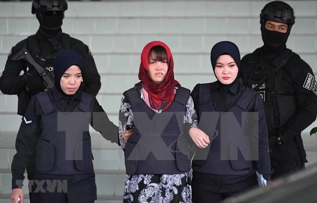 Pide Vietnam a Malasia que garantice un juicio justo y derechos legitimos de Doan Thi Huong hinh anh 1