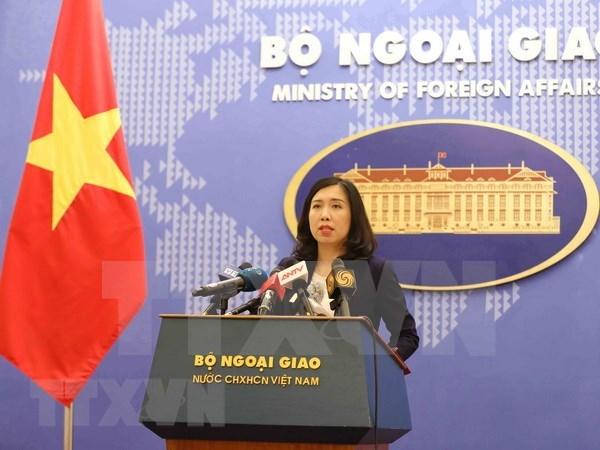 Informe anual de Estados Unidos sobre derechos humanos no refleja la realidad en Vietnam hinh anh 1