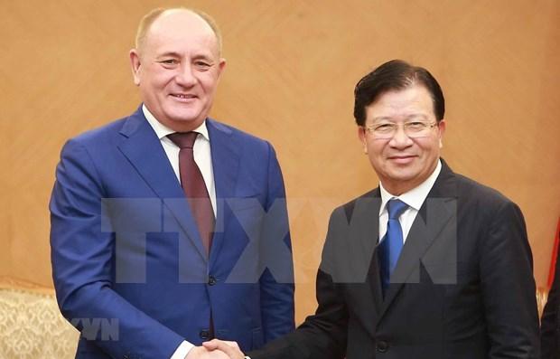 Exhorta Vietnam a empresas rusas a ampliar sus inversiones en la nacion indochina hinh anh 1