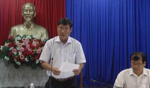 Firman provincias vietnamita y camboyana memorando de cooperacion juvenil hinh anh 1