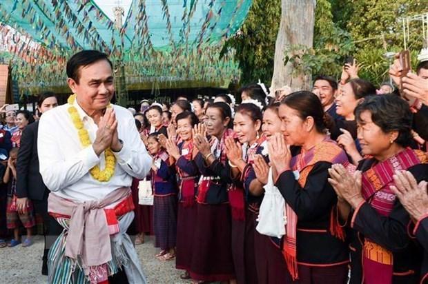 Anuncian que actual primer ministro tailandes podra postularse en proximas elecciones hinh anh 1