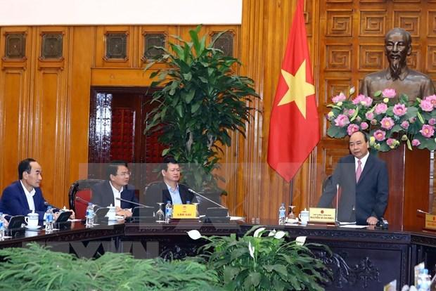 Aceleran en Vietnam establecer unidad administrativa urbana en el distrito rural de Sapa hinh anh 1