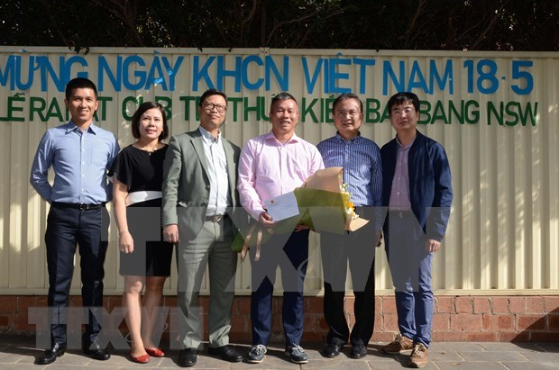 Presentaran vietnamitas residentes en Australia estudios tecnologicos en interes de su pais hinh anh 1