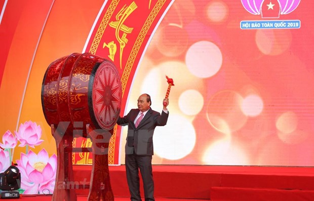 Inauguran en Vietnam Festival del Periodismo 2019 hinh anh 1