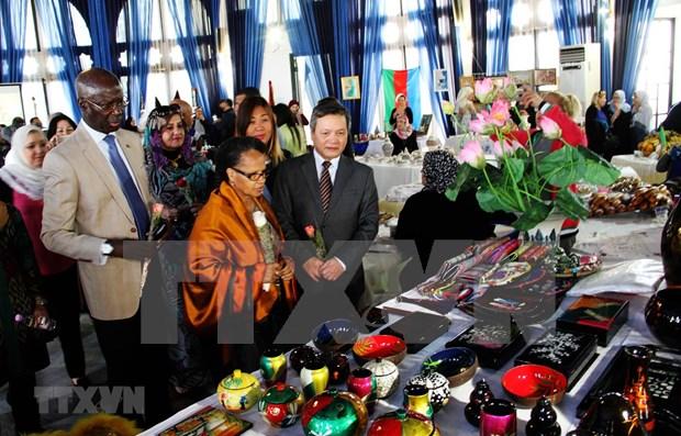 Presenta Vietnam su cultura y gastronomia en Argelia hinh anh 1