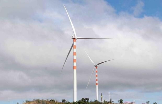 Apoyara Estados Unidos a Vietnam en el desarrollo de energia verde hinh anh 1