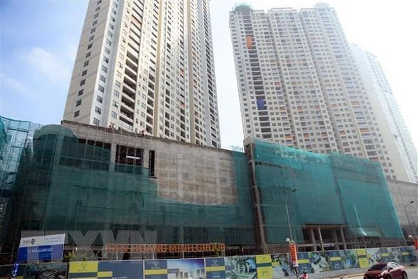 Auguran futuro prometedor para mercado inmobiliario en Vietnam este ano hinh anh 1