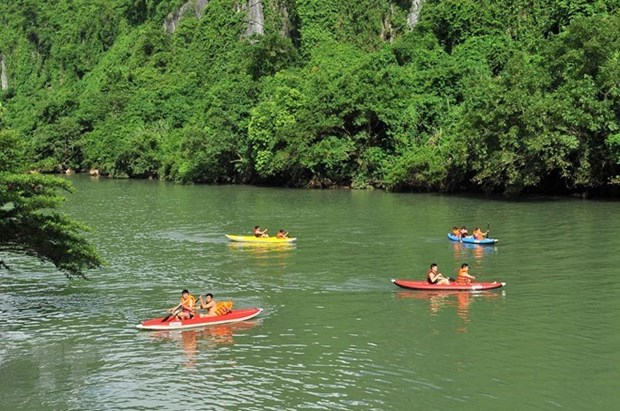 Promueve provincia vietnamita de Quang Binh el desarrollo de su infraestructura turistica hinh anh 1