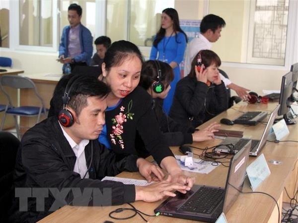 Prioriza provincia norvietnamita de Bac Giang construccion del Gobierno electronico hinh anh 1