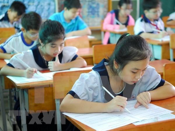 Participa Vietnam en concurso internacional de matematicas hinh anh 1