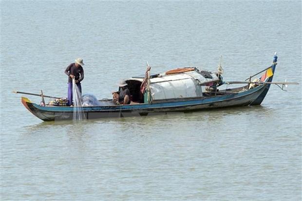 Fortalecera China nexos con Tailandia en el marco de la Cooperacion Mekong - Lancang hinh anh 1