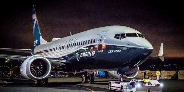 Prohibe Indonesia vuelos de aviones Boeing 737 Max por su espacio aereo hinh anh 1