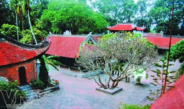 Restauraran en Vietnam sitios religiosos vinculados al rey-monje Tran Nhan Tong hinh anh 5