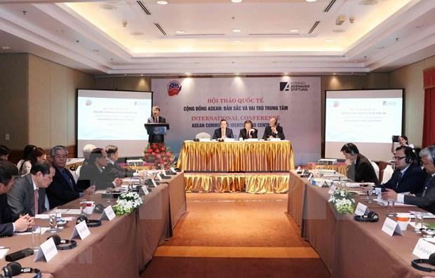 Debaten en Vietnam sobre identidad y papel de la ASEAN en la region hinh anh 1