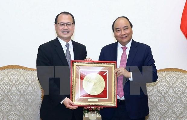 Vietnam da la bienvenida a inversores de Hong Kong, dice premier hinh anh 1